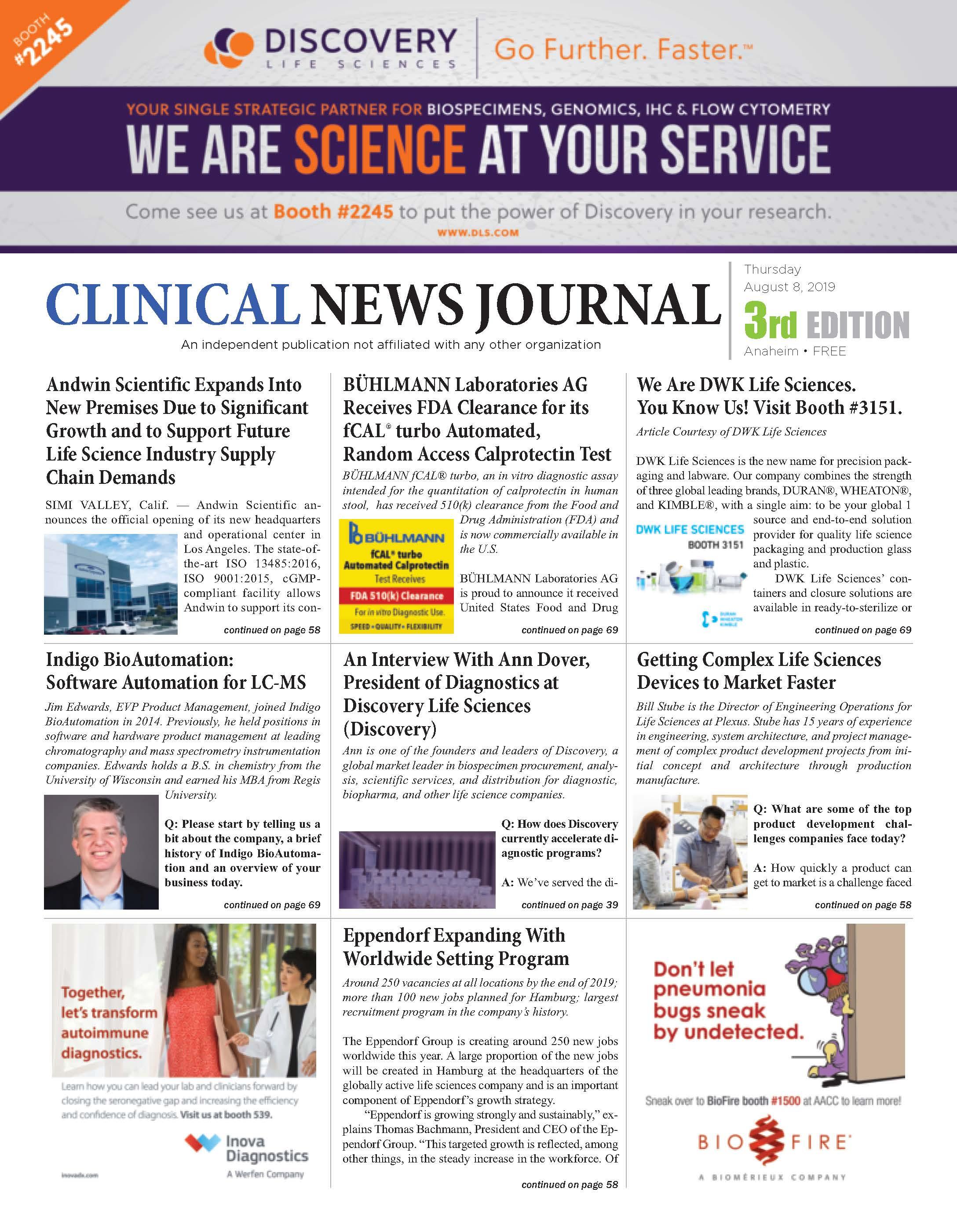 Clinical News Journal