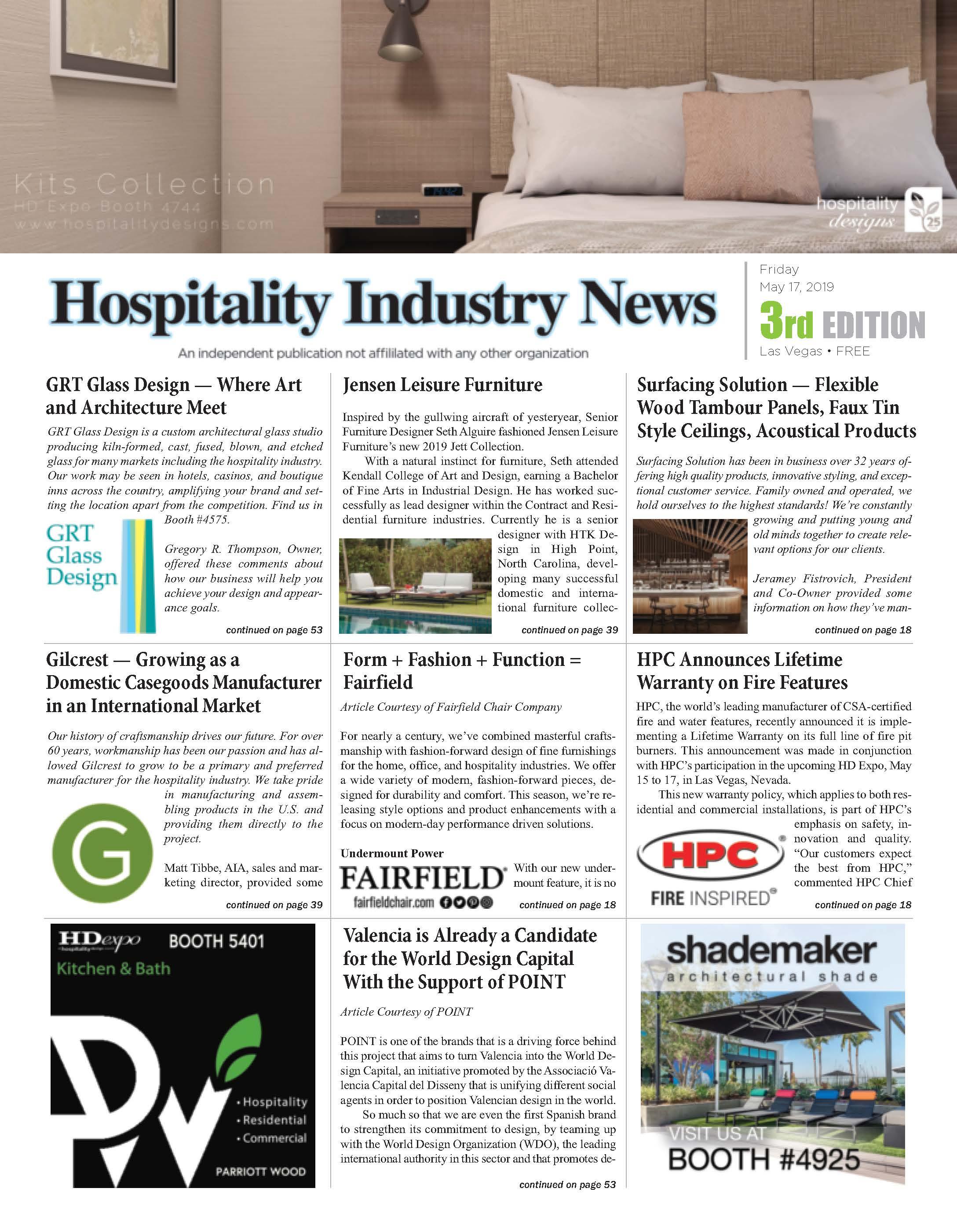 Hospitality Industry News
