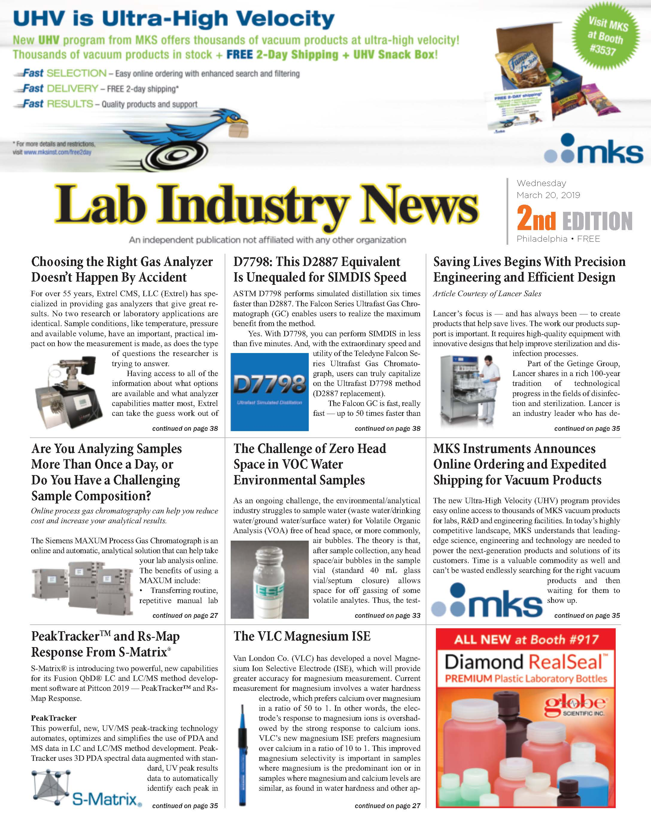 Lab Industry News