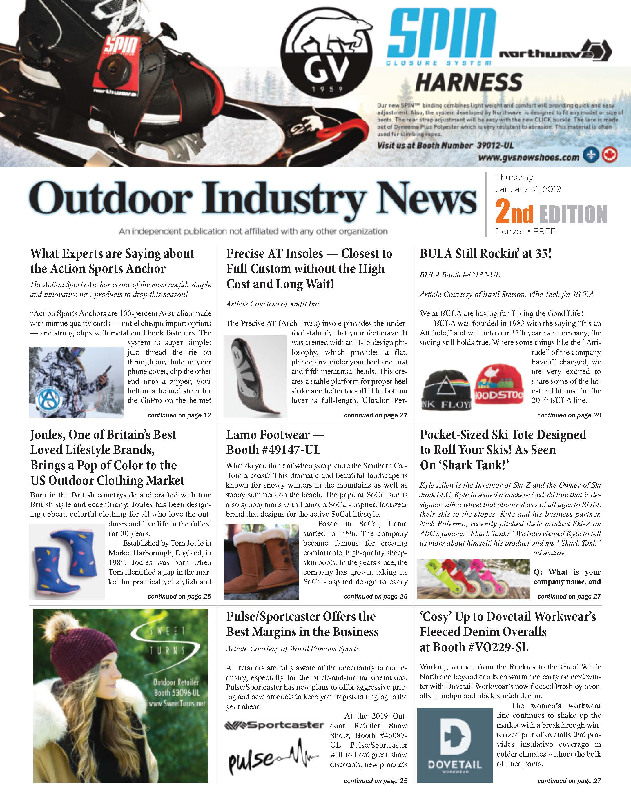 Outdoor Industry News