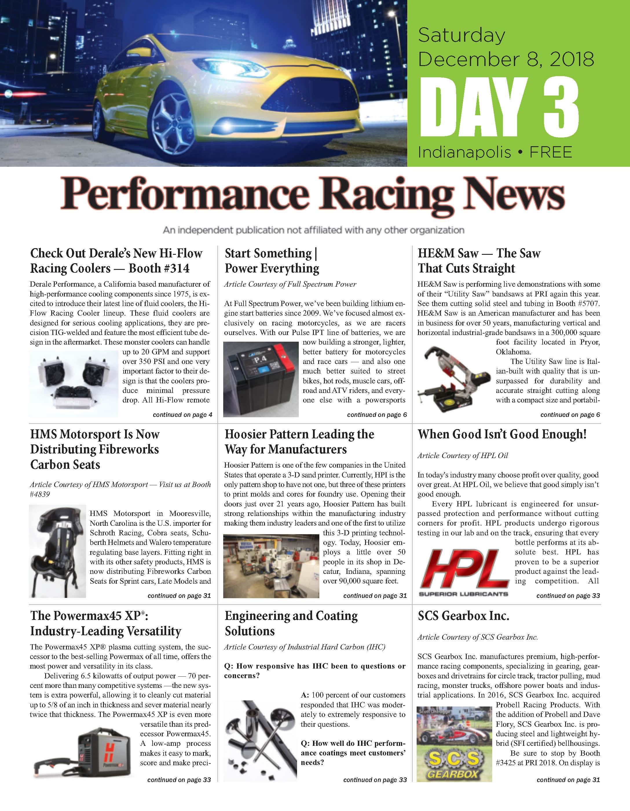 PRI Trade Show Publication
