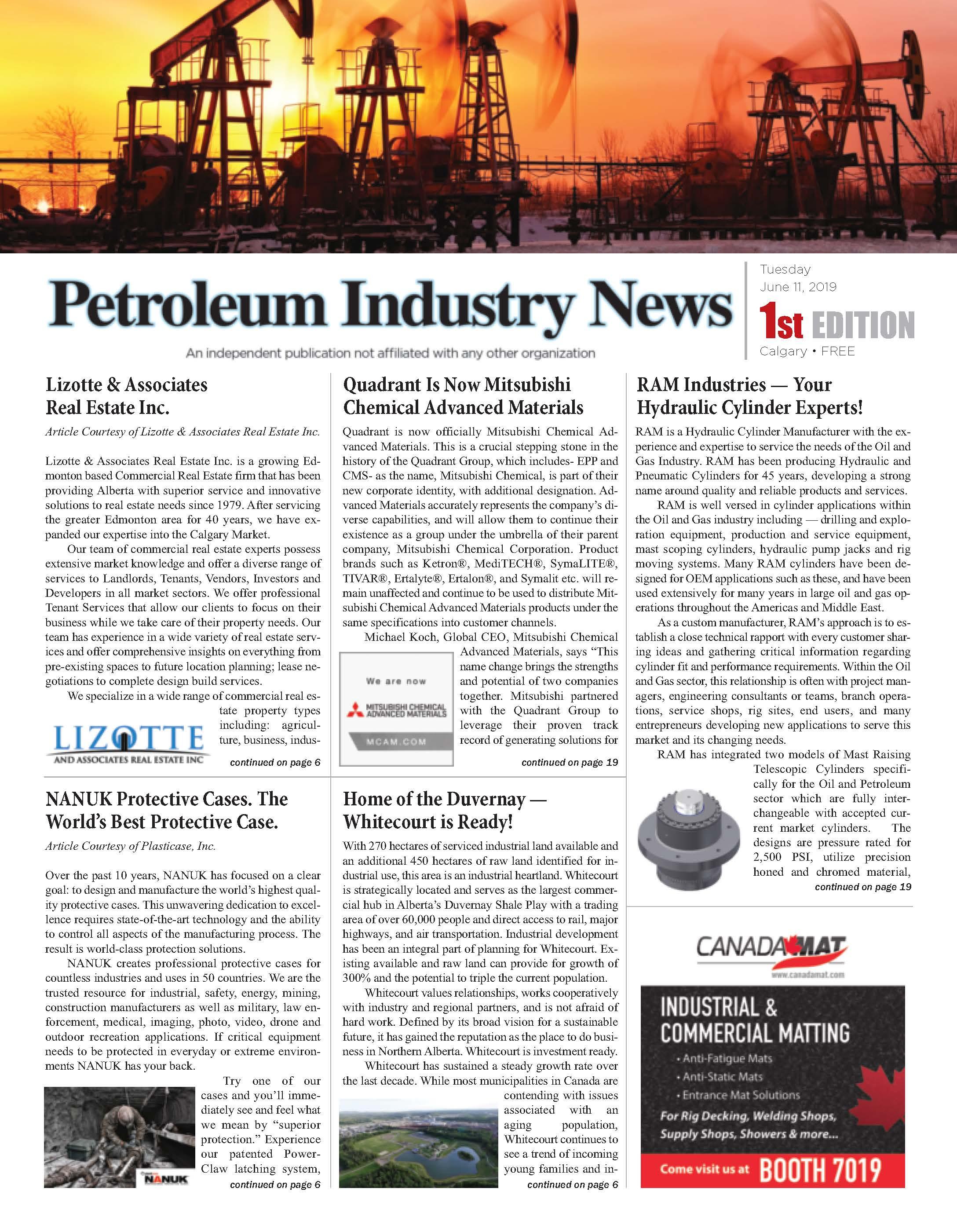 Petroleum Industry News