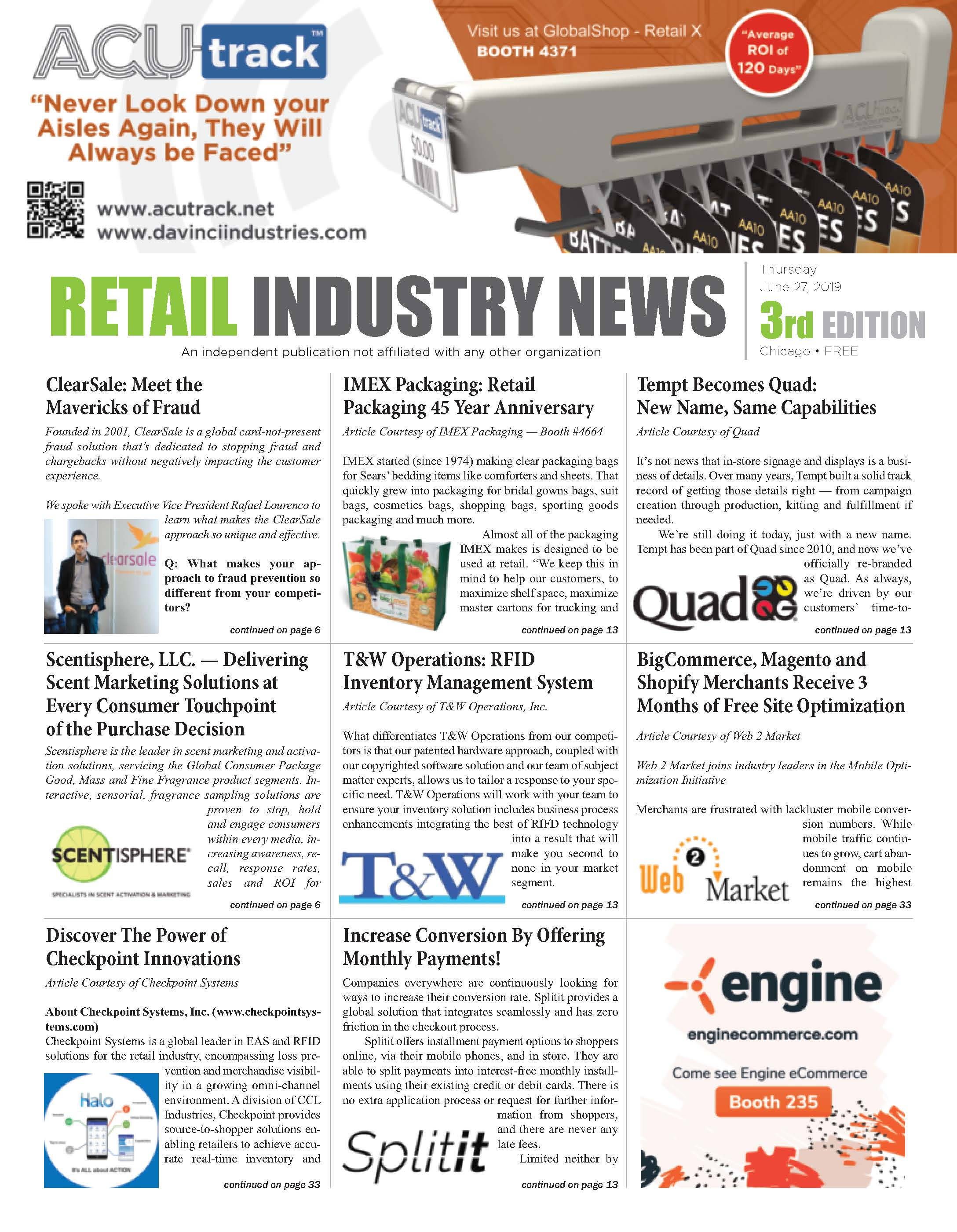 Retail Industry News