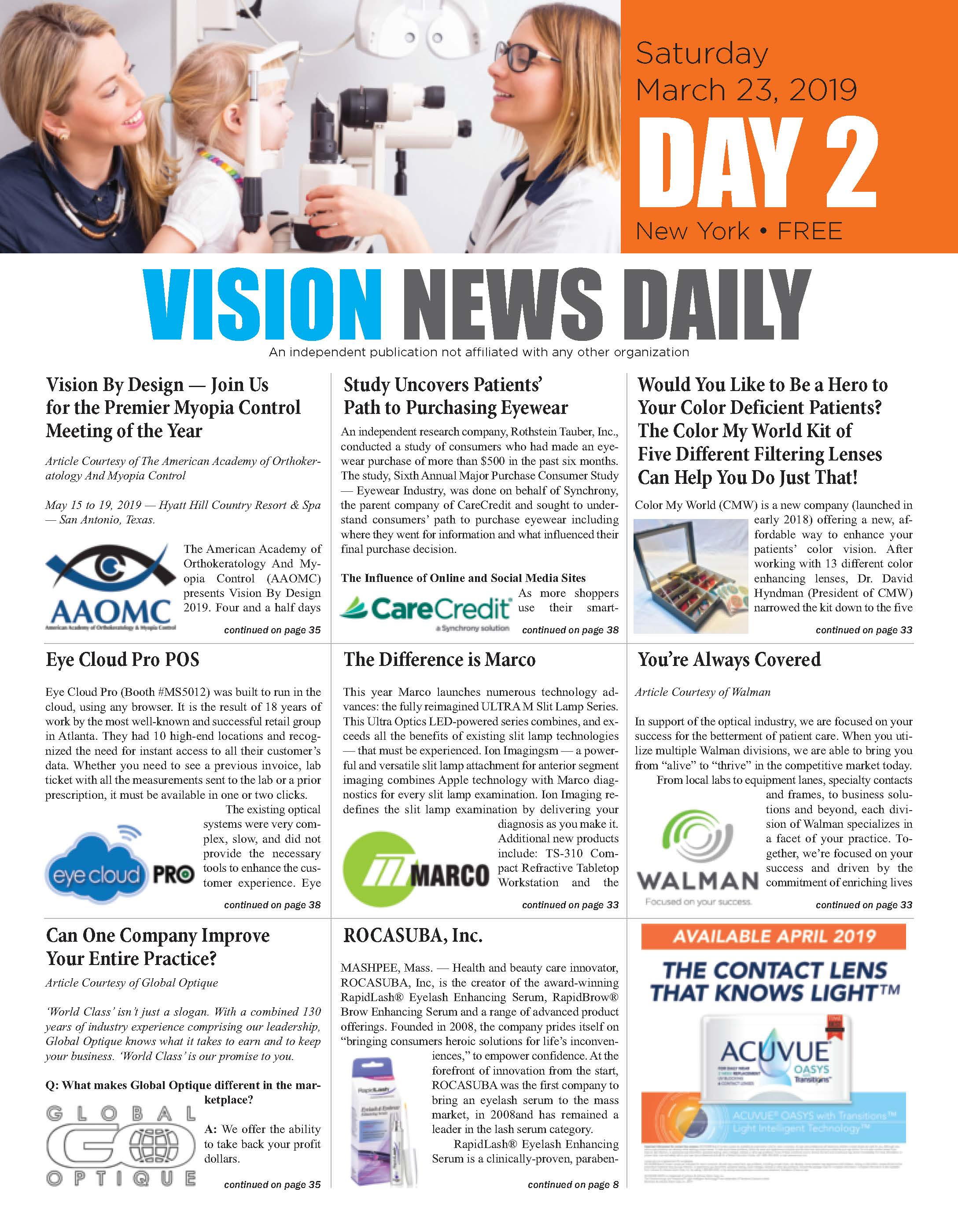 Vision News Daily