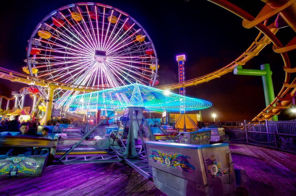Amusement Park Daily