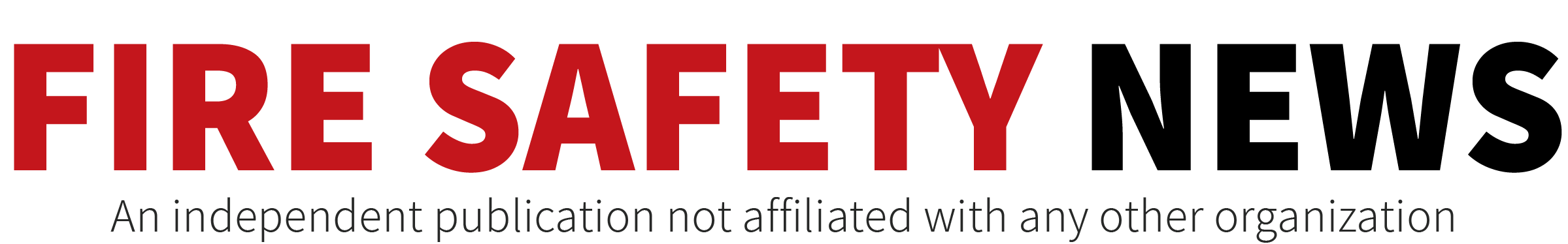 Fire Safety News logo