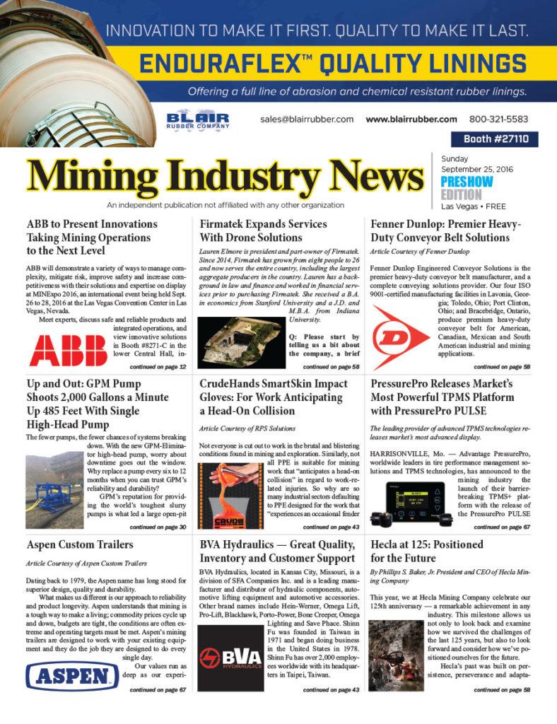 Mining Industry News