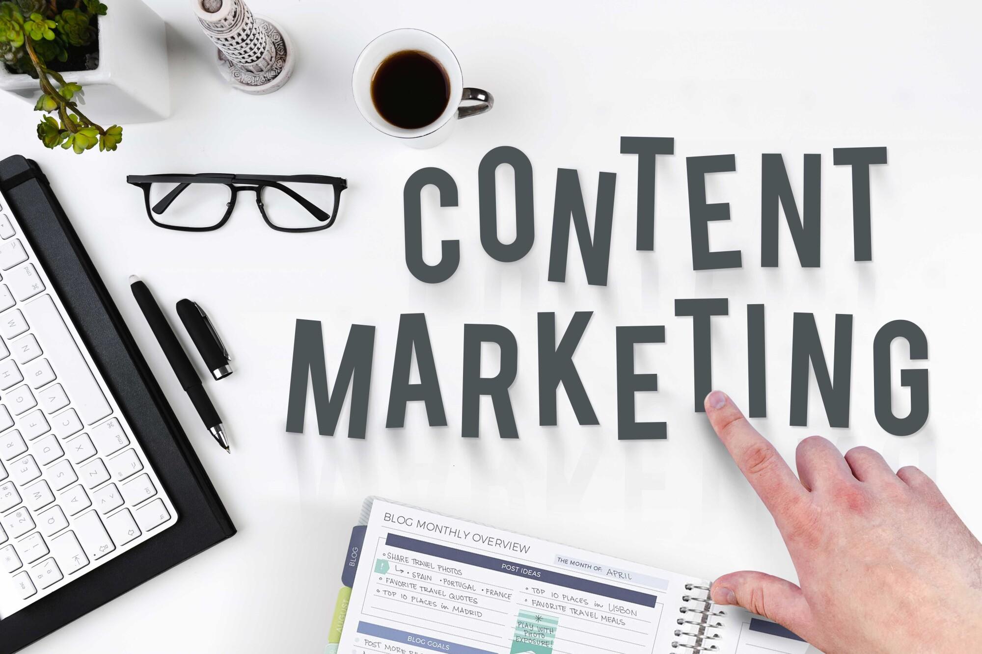 Trade Show Content Marketing