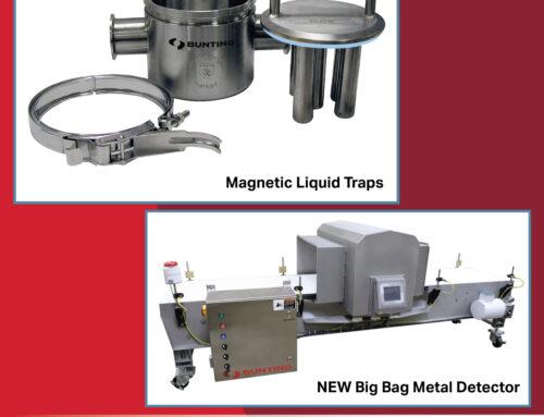 New Big Bag Metal Detector at PACK 2021