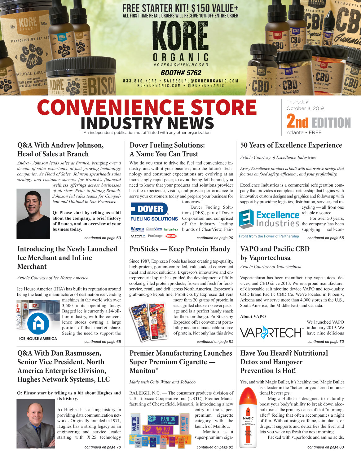Convenience Store Industry News