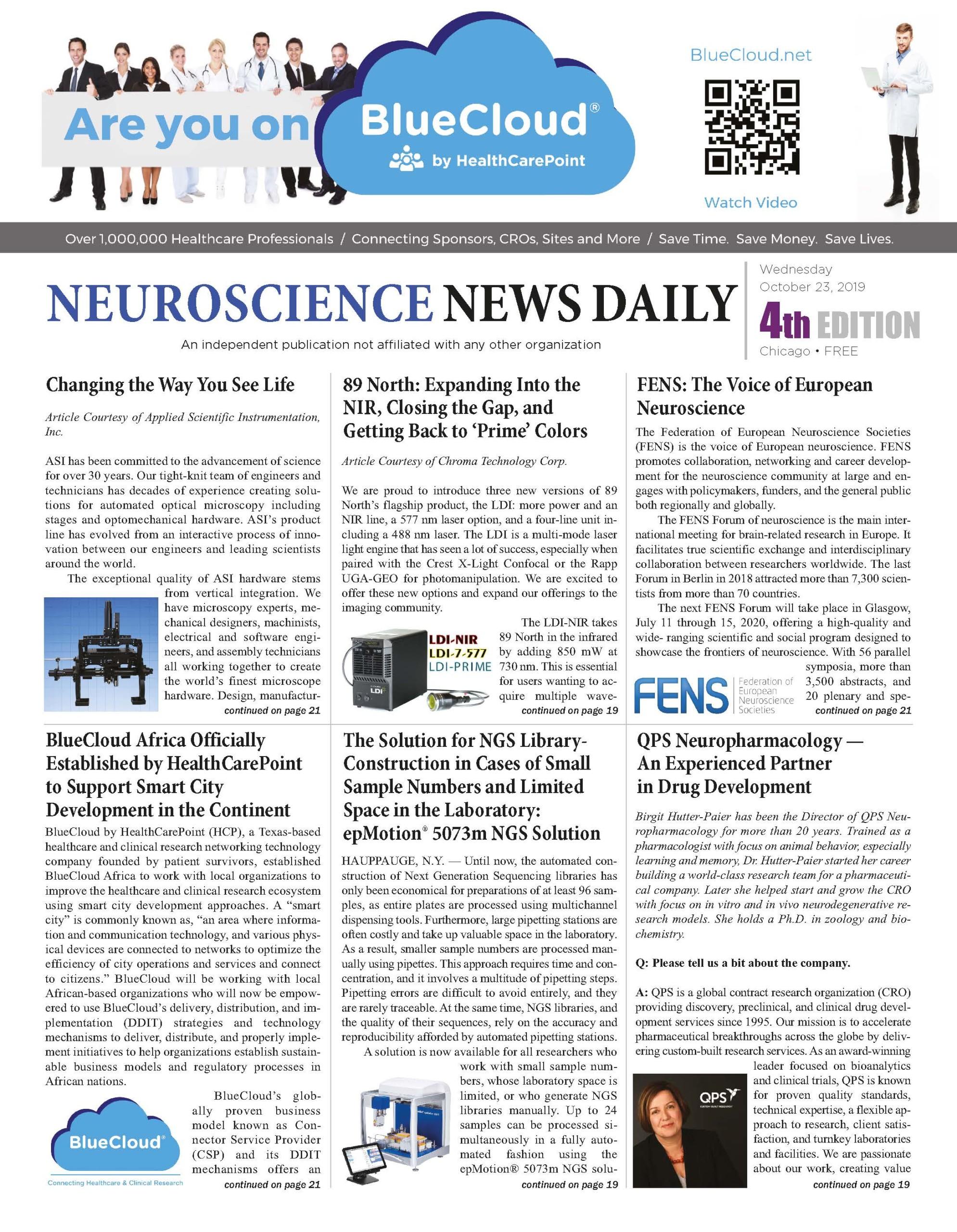 Neuroscience News Daily